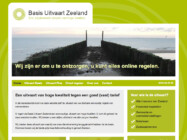 Webdesign Basis Uitvaart Zeeland