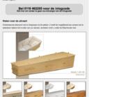 Webdesign Basis Uitvaart Zeeland1