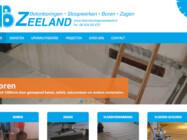 Webdevelopment Betonboringen Zeeland1