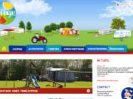 Minicamping Middenin Webdesign0