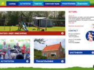 Minicamping Middenin Webdesign3