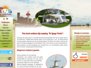 Website Ontwikkeling Camping Delangepacht Vlissingen