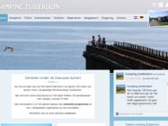 Website Ontwikkeling Camping Zuiderduin2 Westkapelle