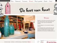 Website Ontwikkeling De Keet Van Kaat Domburg
