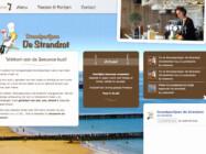Website Ontwikkeling Strandpaviljoen De Strandzot Zoutelande Zeeland1