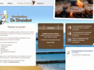 Website Ontwikkeling Strandpaviljoen De Strandzot Zoutelande Zeeland2