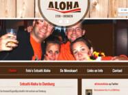 Website Ontwikkeling Eetcafe Aloha Domburg3