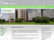 Website Ontwikkeling Foxparkbeheer Middelburg
