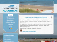 Website Ontwikkeling Golvenzang Appartementen Domburg0