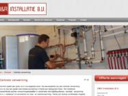 Website Ontwikkeling Hr Installatie Koudekerke