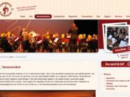 Website Ontwikkeling Harmonie Concordia Ginneken