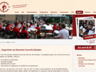 Website Ontwikkeling Harmonie Concordia Ginneken1