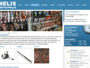 Website Ontwikkeling Melis Westkapelle