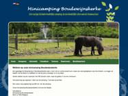 Website Ontwikkeling Minicamping Boudewijnskerke1