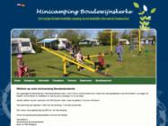 Website Ontwikkeling Minicamping Boudewijnskerke3