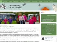 Website Ontwikkeling Minicamping In De Bocht Grijpskerke Zeeland