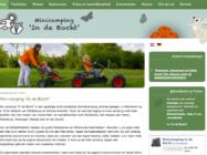 Website Ontwikkeling Minicamping In De Bocht Grijpskerke Zeeland1