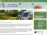 Website Ontwikkeling Minicamping In De Bocht Grijpskerke Zeeland3