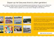 Slaapstrandhuisje Website Ontwikkeling4