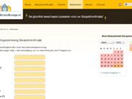 Slaapstrandhuisje Website Ontwikkeling6