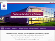 Responsive Website Ontwikkeling Technum1