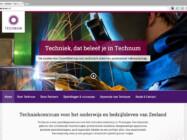 Responsive Website Ontwikkeling Technum2