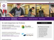 Responsive Website Ontwikkeling Technum4