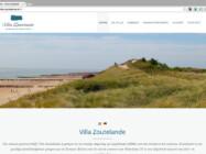 Website Webapplicatie Zeeland